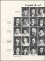 1981 Thackerville High School Yearbook Page 38 & 39