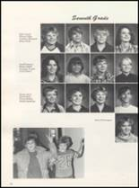 1981 Thackerville High School Yearbook Page 40 & 41