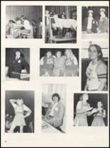1981 Thackerville High School Yearbook Page 42 & 43