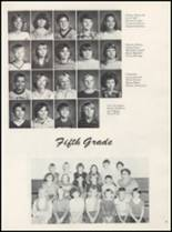 1981 Thackerville High School Yearbook Page 44 & 45