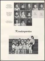 1981 Thackerville High School Yearbook Page 50 & 51