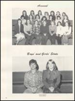 1981 Thackerville High School Yearbook Page 54 & 55
