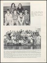 1981 Thackerville High School Yearbook Page 56 & 57