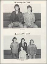 1981 Thackerville High School Yearbook Page 60 & 61