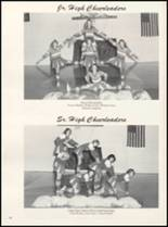 1981 Thackerville High School Yearbook Page 62 & 63