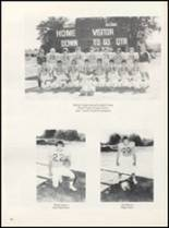 1981 Thackerville High School Yearbook Page 64 & 65