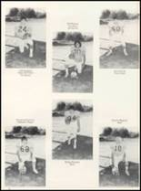 1981 Thackerville High School Yearbook Page 66 & 67