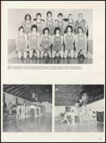 1981 Thackerville High School Yearbook Page 68 & 69