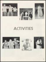 1981 Thackerville High School Yearbook Page 72 & 73