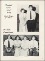 1981 Thackerville High School Yearbook Page 74 & 75