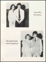 1981 Thackerville High School Yearbook Page 76 & 77
