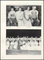1981 Thackerville High School Yearbook Page 78 & 79