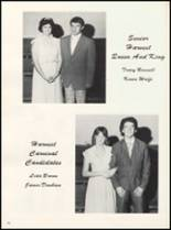 1981 Thackerville High School Yearbook Page 82 & 83