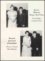 1981 Thackerville High School Yearbook Page 84 & 85