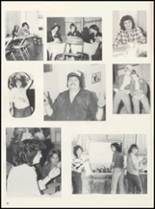 1981 Thackerville High School Yearbook Page 86 & 87