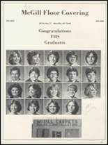 1981 Thackerville High School Yearbook Page 90 & 91