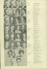 1934 Taft Union High School Yearbook Page 20 & 21