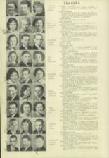 1934 Taft Union High School Yearbook Page 24 & 25