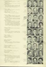 1934 Taft Union High School Yearbook Page 26 & 27