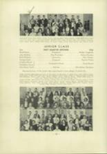 1934 Taft Union High School Yearbook Page 32 & 33