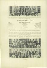 1934 Taft Union High School Yearbook Page 34 & 35