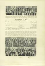 1934 Taft Union High School Yearbook Page 36 & 37