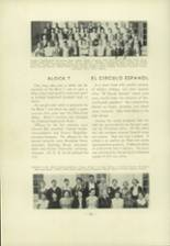 1934 Taft Union High School Yearbook Page 46 & 47