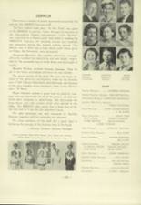 1934 Taft Union High School Yearbook Page 50 & 51