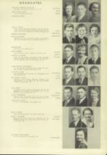 1934 Taft Union High School Yearbook Page 82 & 83