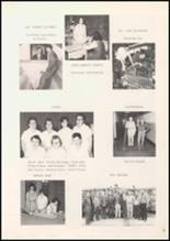 1965 Britt High School Yearbook Page 14 & 15
