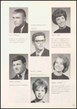 1965 Britt High School Yearbook Page 18 & 19