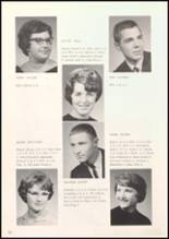 1965 Britt High School Yearbook Page 20 & 21