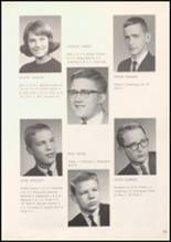 1965 Britt High School Yearbook Page 22 & 23