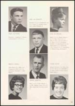 1965 Britt High School Yearbook Page 24 & 25