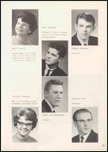 1965 Britt High School Yearbook Page 28 & 29