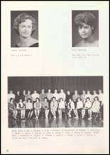 1965 Britt High School Yearbook Page 30 & 31