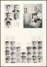 1965 Britt High School Yearbook Page 34 & 35