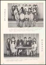 1965 Britt High School Yearbook Page 52 & 53