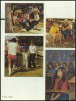 1981 West Covina High School Yearbook Page 14 & 15