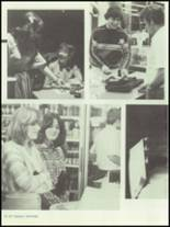 1981 West Covina High School Yearbook Page 16 & 17