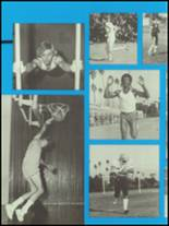 1981 West Covina High School Yearbook Page 24 & 25