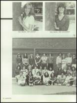 1981 West Covina High School Yearbook Page 36 & 37