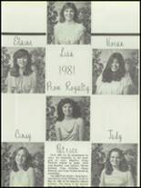 1981 West Covina High School Yearbook Page 40 & 41