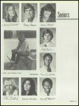 1981 West Covina High School Yearbook Page 44 & 45