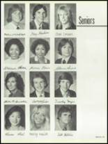 1981 West Covina High School Yearbook Page 54 & 55