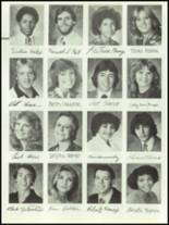 1981 West Covina High School Yearbook Page 56 & 57