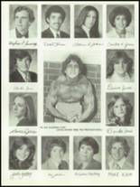 1981 West Covina High School Yearbook Page 58 & 59