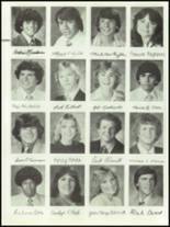 1981 West Covina High School Yearbook Page 64 & 65