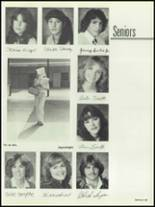 1981 West Covina High School Yearbook Page 68 & 69