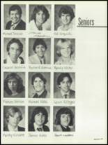 1981 West Covina High School Yearbook Page 70 & 71